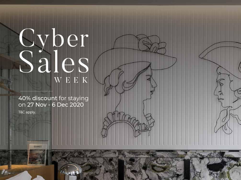 Cyber Sales Week
