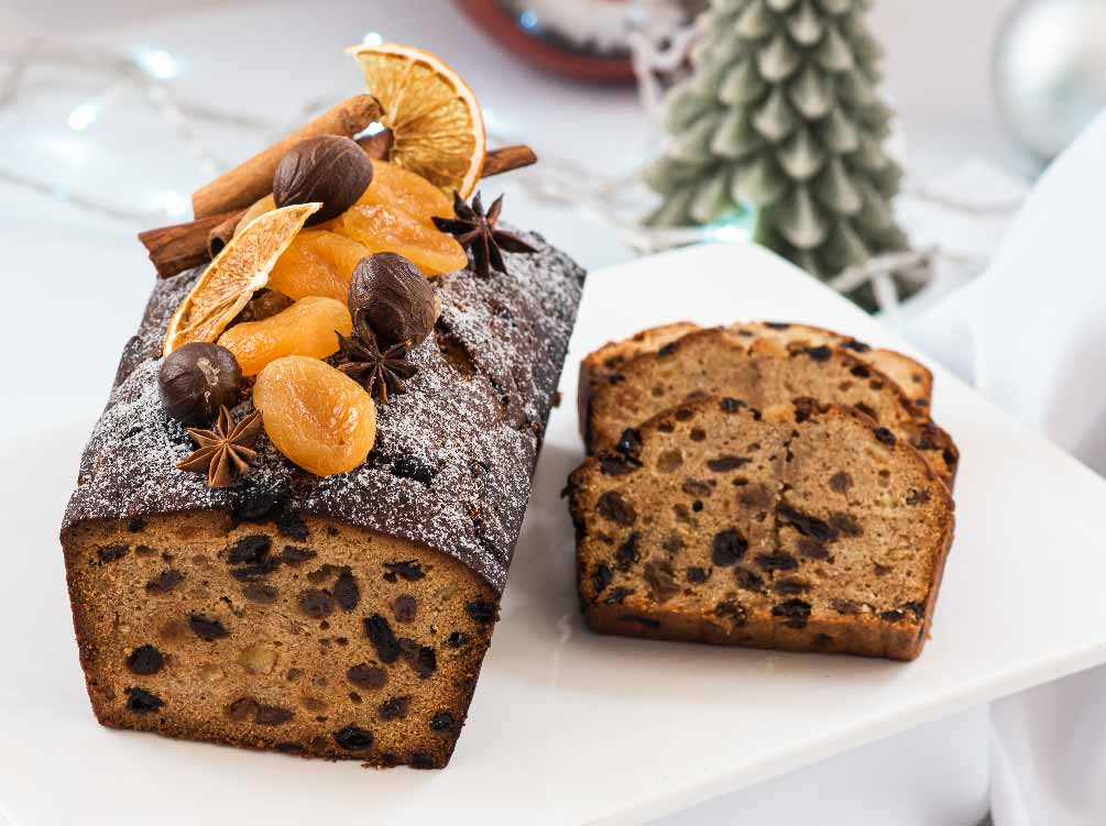 Fruitcake for sales!