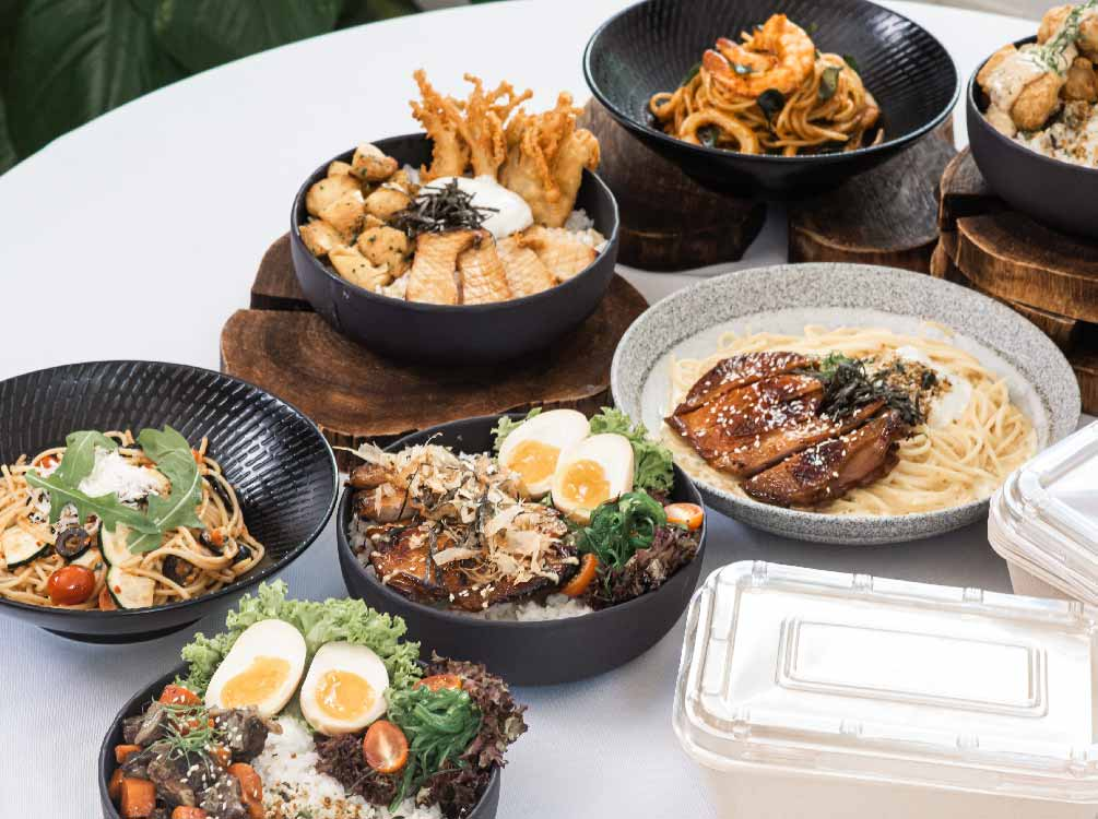 Don By Blanc <br> (Takeaway / Delivery Lunch & Dessert)